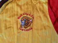 Global Classic Football shirts | 1986 Hull City Vintage Old Soccer Jerseys